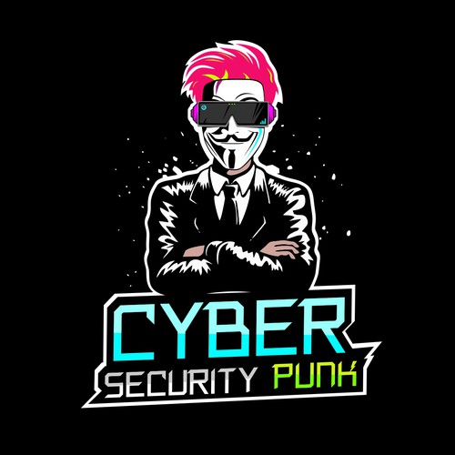 Logo for the Cyber Security Punk