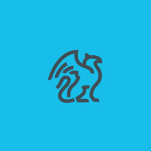 Modern,logo needed! griffin