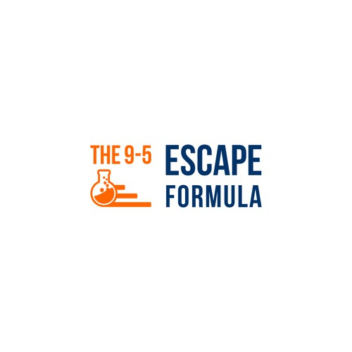 Logo for my 8 week Program - The Escape Formula