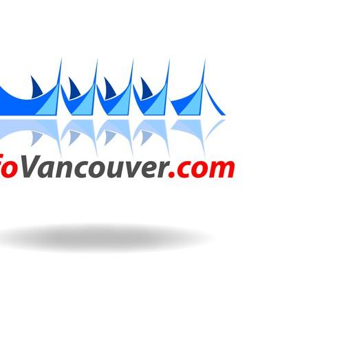 ★ InfoVancouver.com Logo/Wordmark