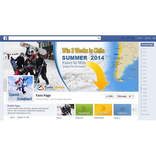 Fresh Facebook Cover Design For Travel