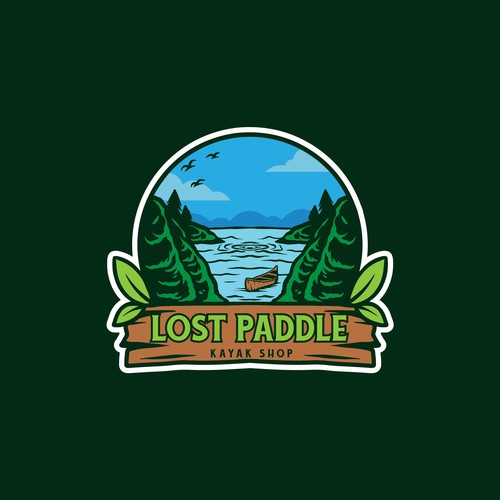LOST PADDLE