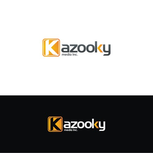 Kazooky Media Inc. needs a new logo