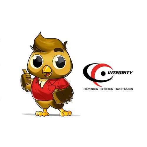 Integrity mascot