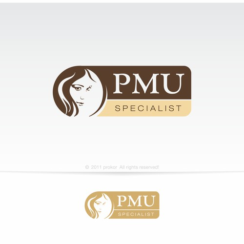 Create the next logo for PMU Specialist