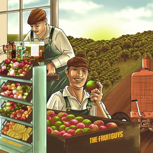 the fruit guys