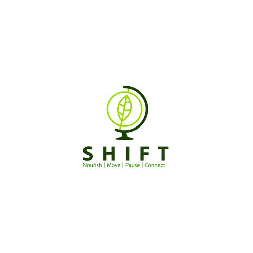 Simple logo concept or SHIFT