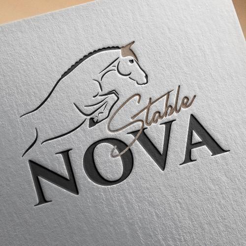 Showjumping Logo