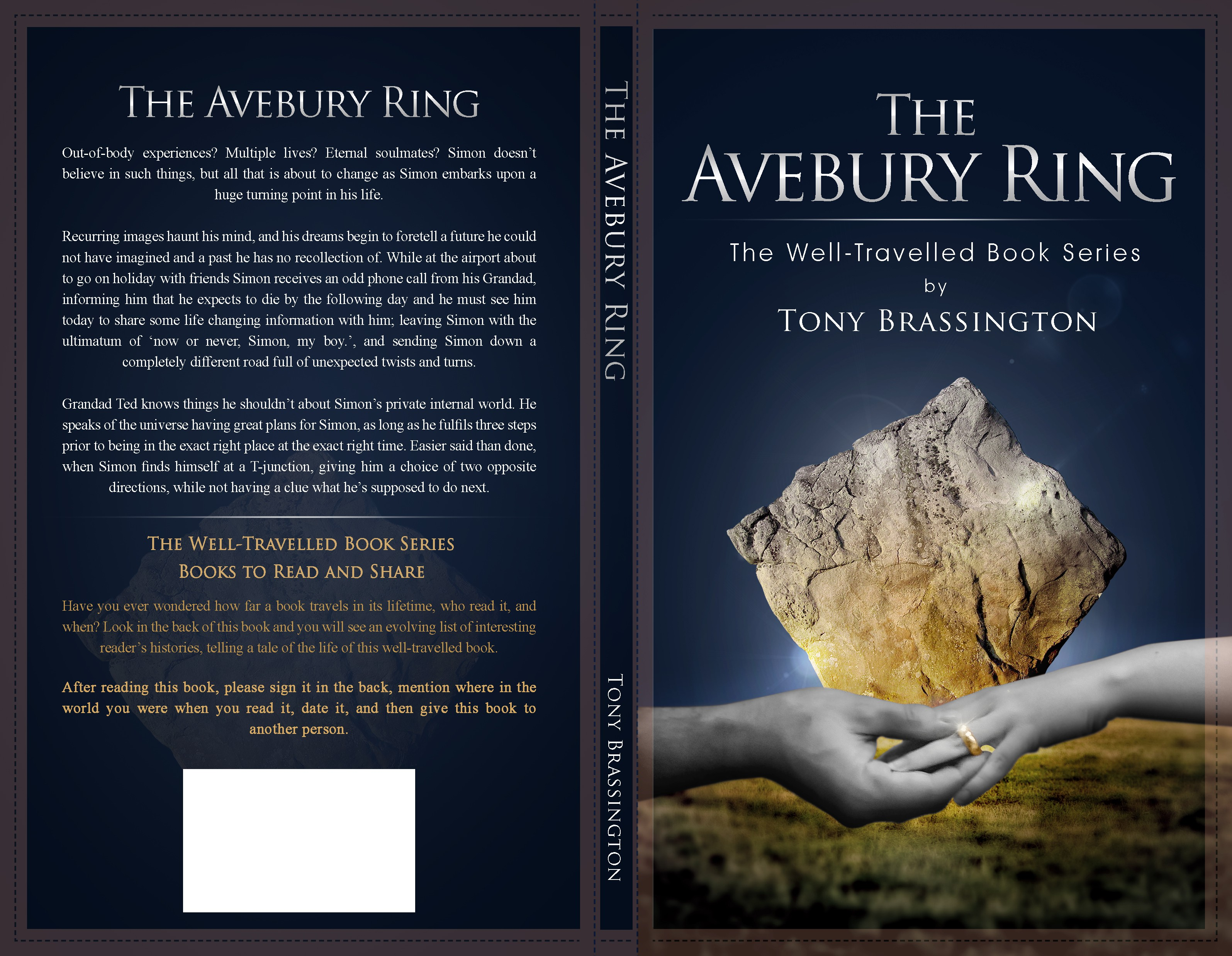 The Avebury Ring - Quality Book Cover