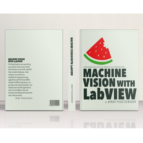 LabView book cover