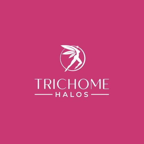 Trichome Halos Logo