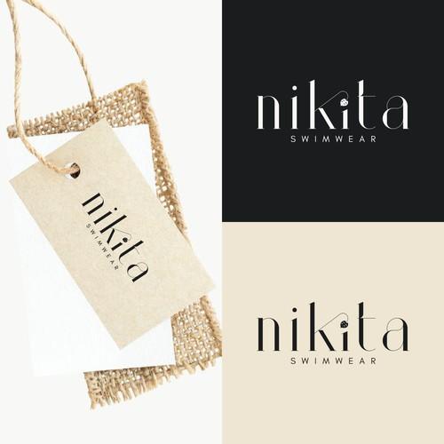 Concept Logo for Nikita Swimwear