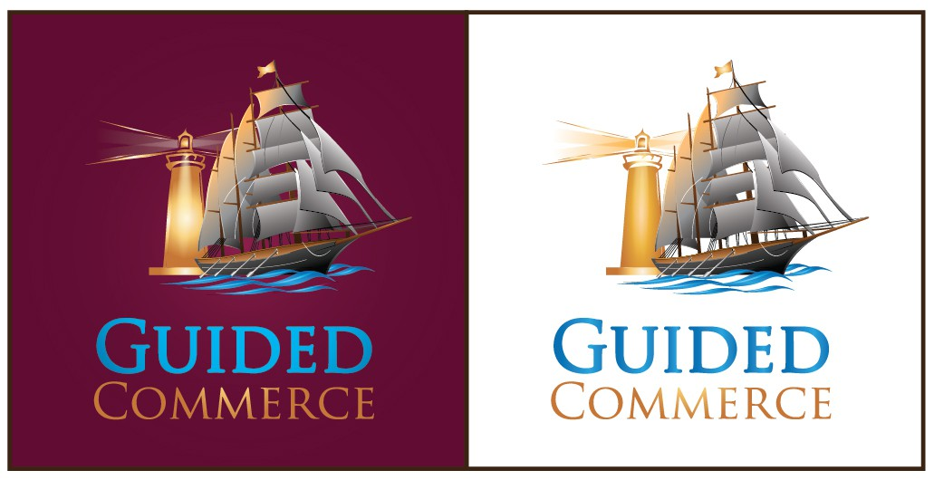 "Startup ""Guided Commerce"" needs a logo - very open-ended, have fun with it!"