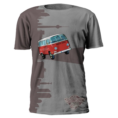 T-shirt old Bulli