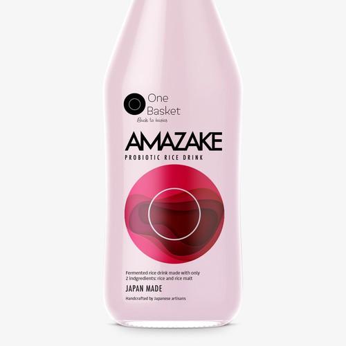 Amazake Probiotic Rice Drink