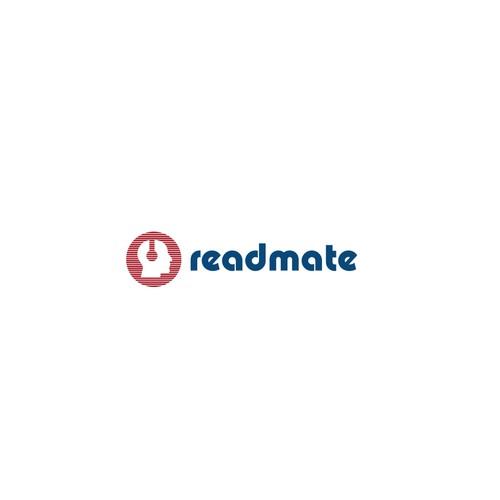 readmate logo redisign