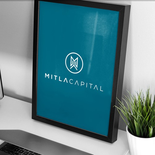 Logo design for Mitla Capital