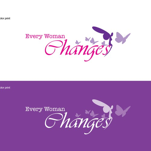 Logo for Every Woman Changes