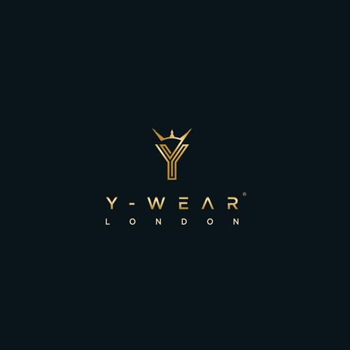 Premium mens underwear logo