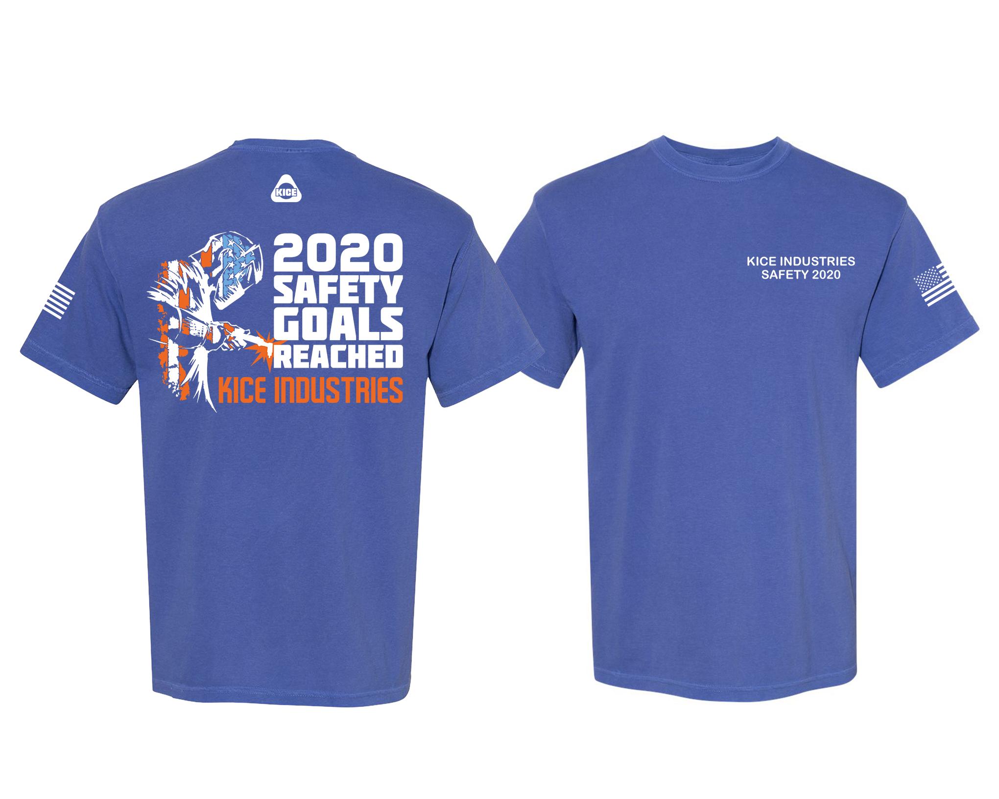 Safety T-Shirt Design