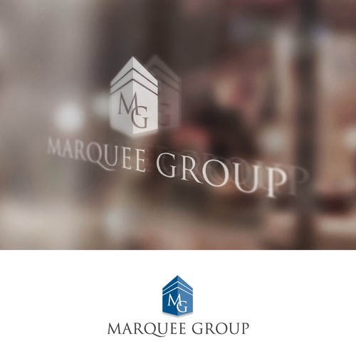 Marquee Group, serious and elegant.