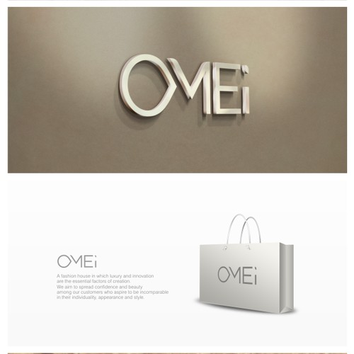 logo design for OMEI