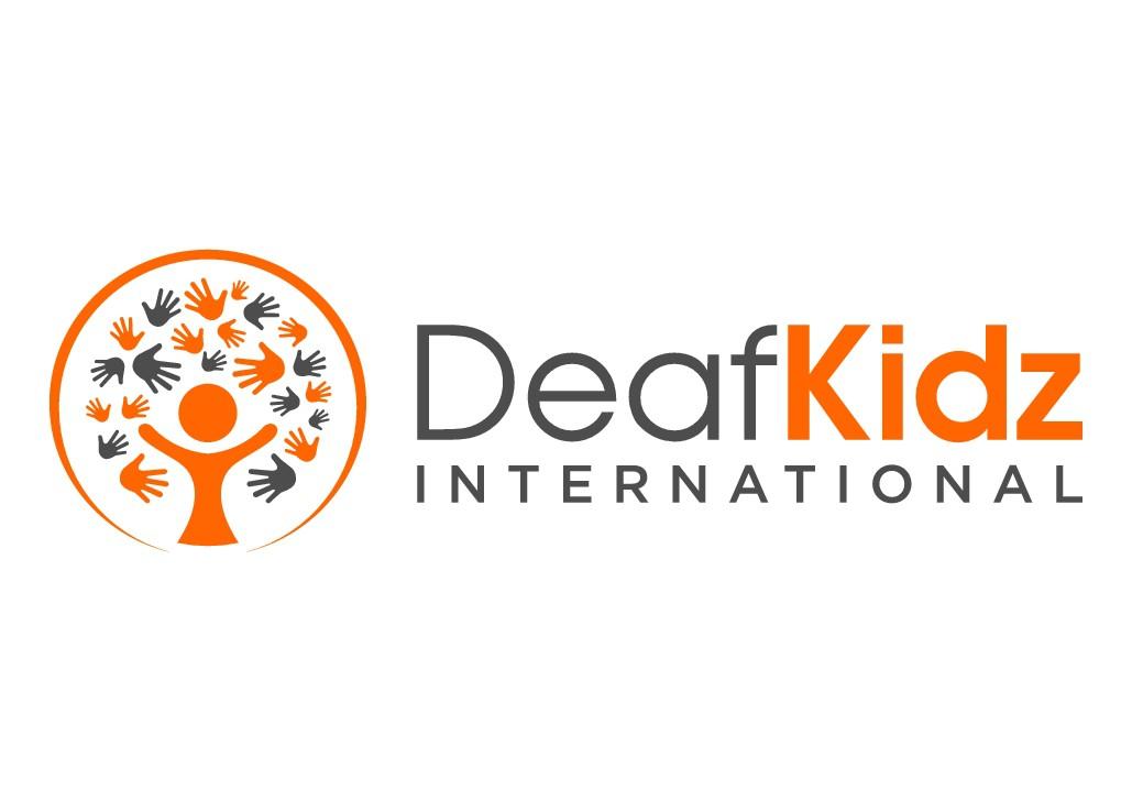 DeafKidz International needs your help with a brand new logo design!