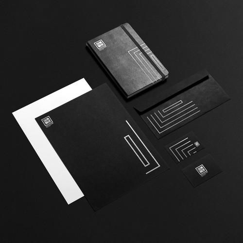 Zero Gallery Brand Identity