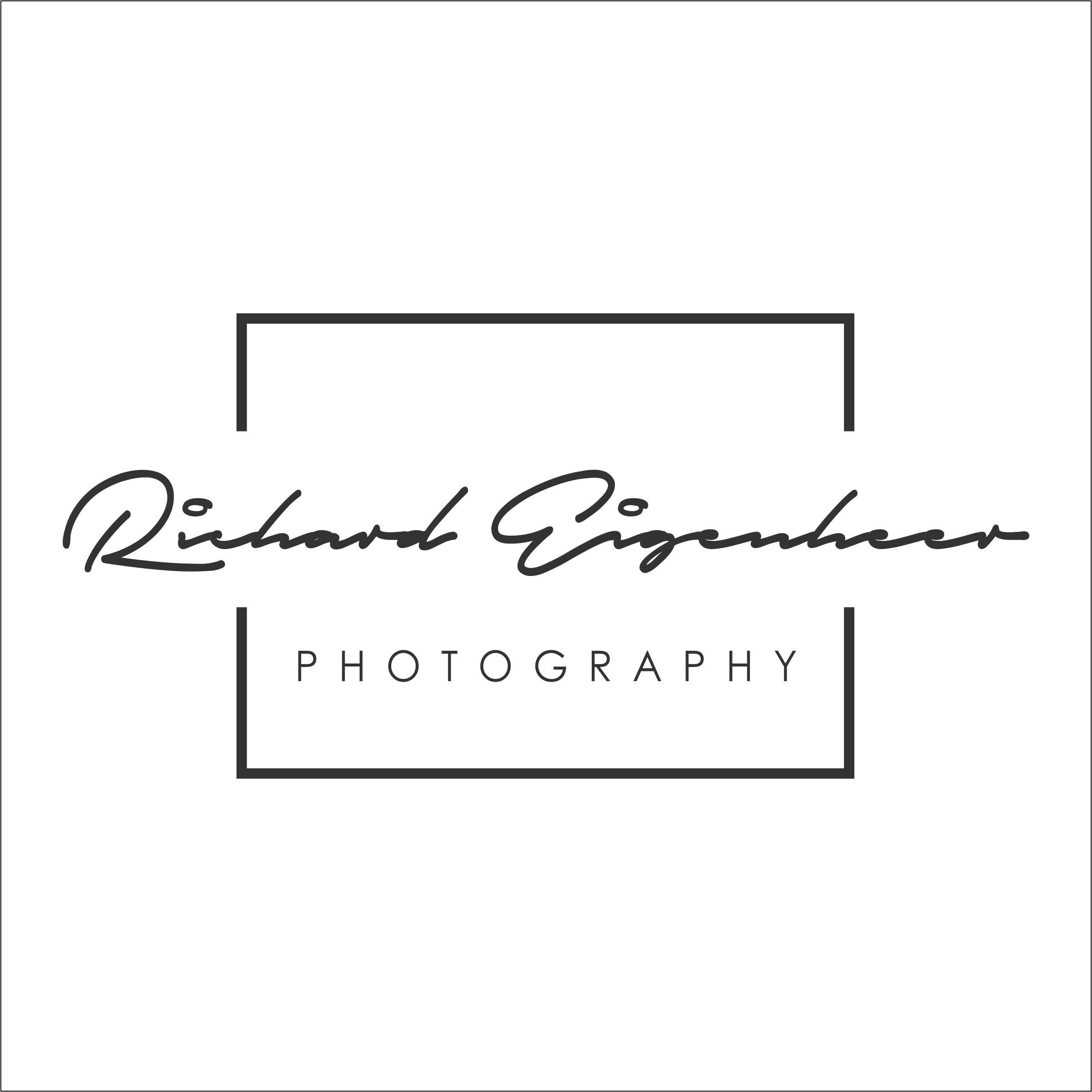 Logo / Signature for wildlife/animal/landscape photographer