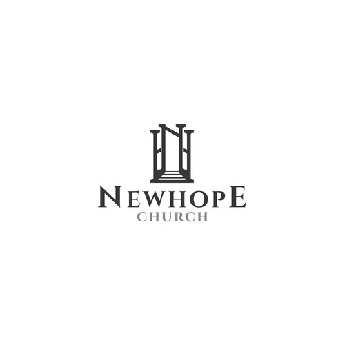 Logo Redesign for newhope Church