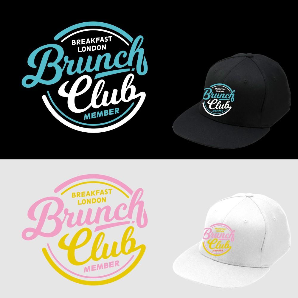 """""""Breakfast Club Members"""" Hat Design For Breakfast London"""