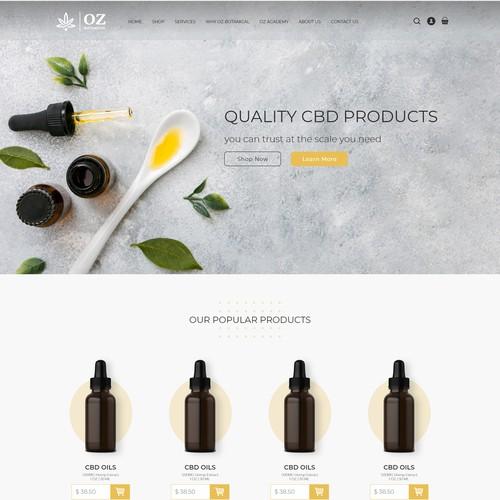 Cbd Web Design