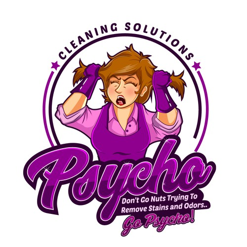 Psycho Cleaning Solutions