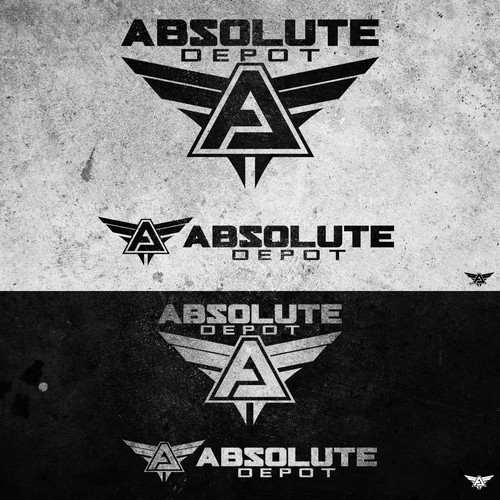 Logo design for Absolute Depot