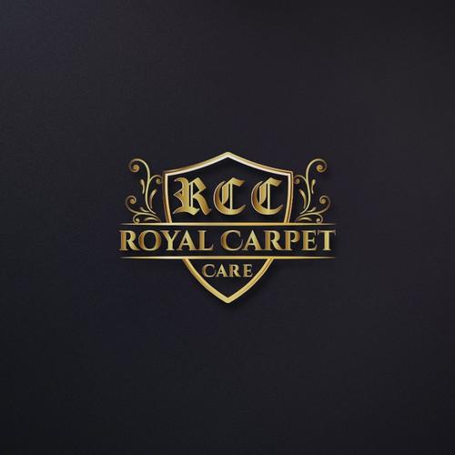 Logo Design for Royal Carpet Care
