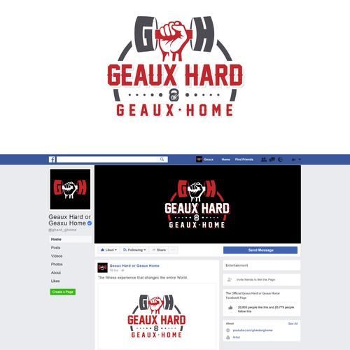Geaux Hard or Geaux Home