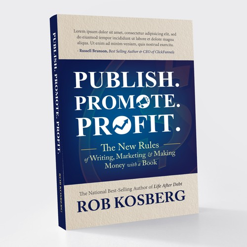 Book Cover for Rob Kosberg