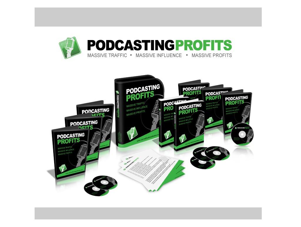 ==> Podcasting Profits LOGO <==