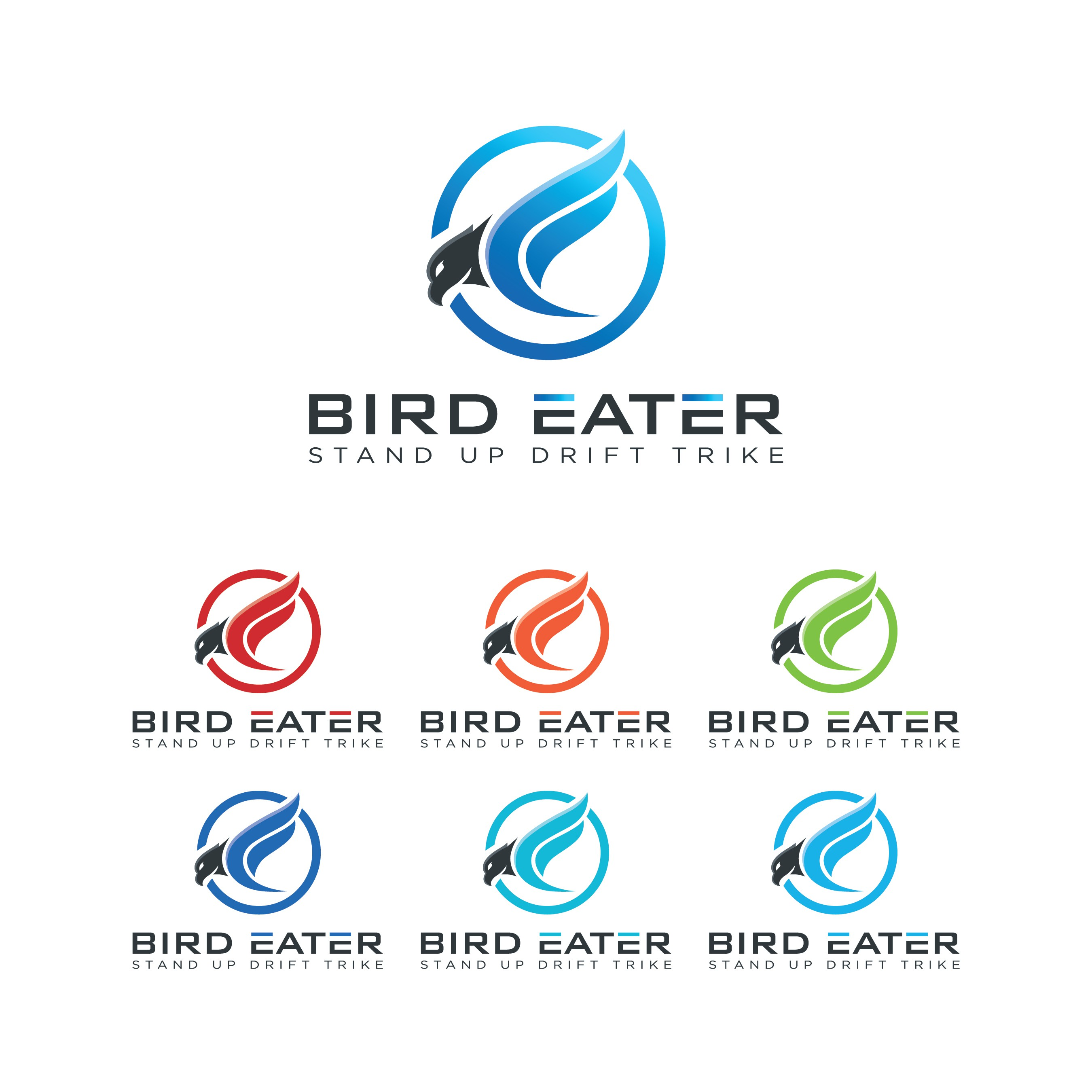 Bird Eater and SUD final logo refinment
