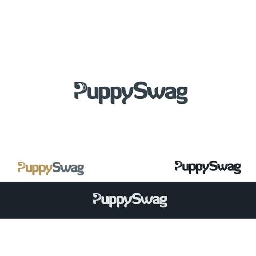 Create the next logo for Puppy Swag