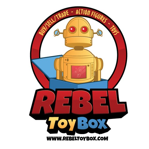 Rebel Toy Box