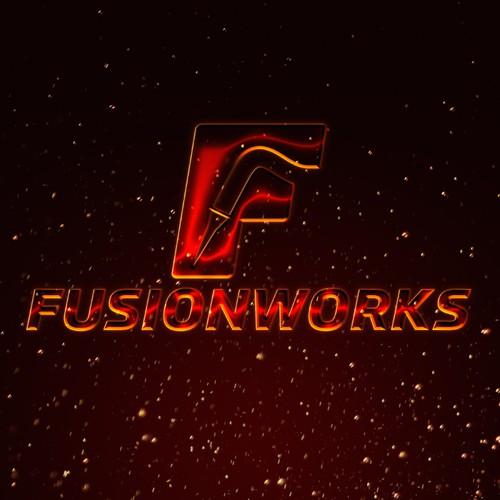 Welding logo for Fusionworks