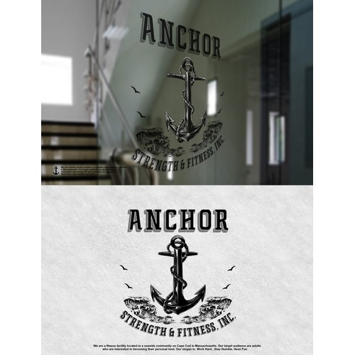 ANCHOR STRENGTH FITNESS