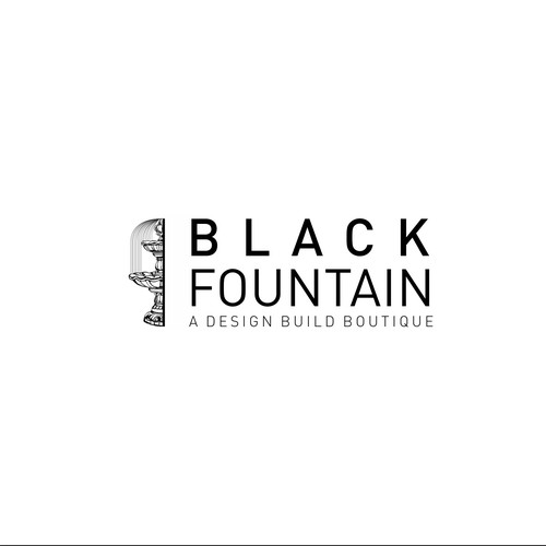 Logo for for Black Fountain