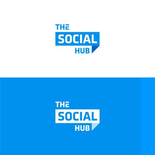 Logo concept for The Social Hub