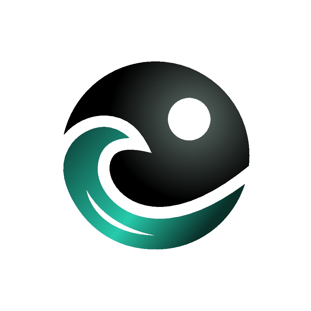 Edgy logo required for NOT boring Financial firm