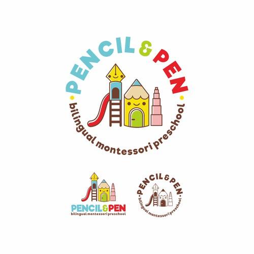 montessori preschool logo