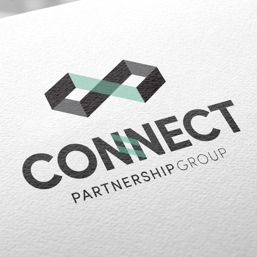 Logo design for Connect Partnership Group