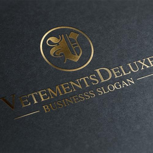 Logo for E-commerce clothes - Logo pour E-commerce vêtements