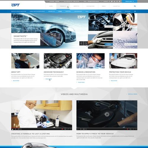 OPT - Automotive Design